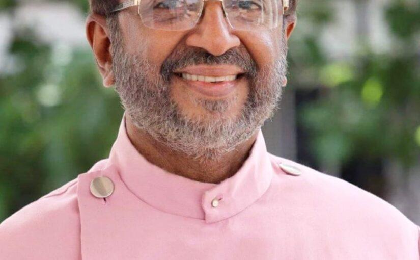 Bishop Dr. Thomas Abraham